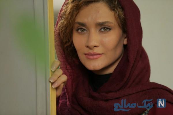 جدیدترین عکس ساناز سعیدی