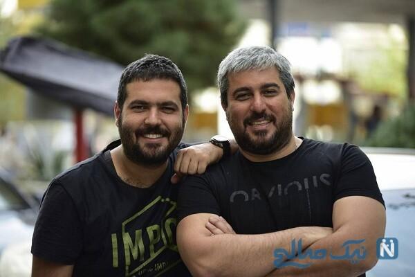 برادر کوچک محسن کیایی