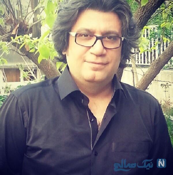 جوانی رضا رشیدپور