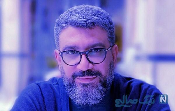گذر زمان رضا رشیدپور مجری با سابقه تلویزیون