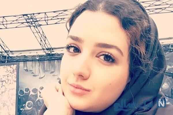 تصاویر جدید روژان آریامنش بازیگر خردسال دهه هشتاد
