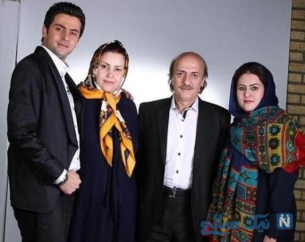 خانواده علی ضیا