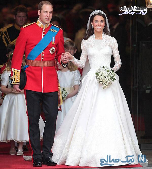 عروسی کیت و ویلیام