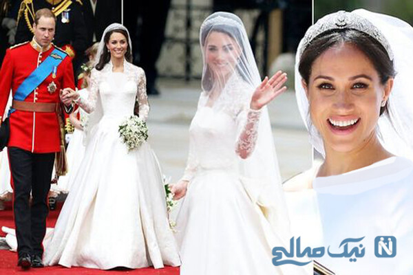 قوانین پوشش در خانواده سلطنتی در روزهای جش عروسی