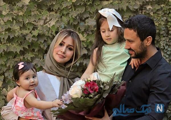 عکس خانوادگی سپیده بزمی پور