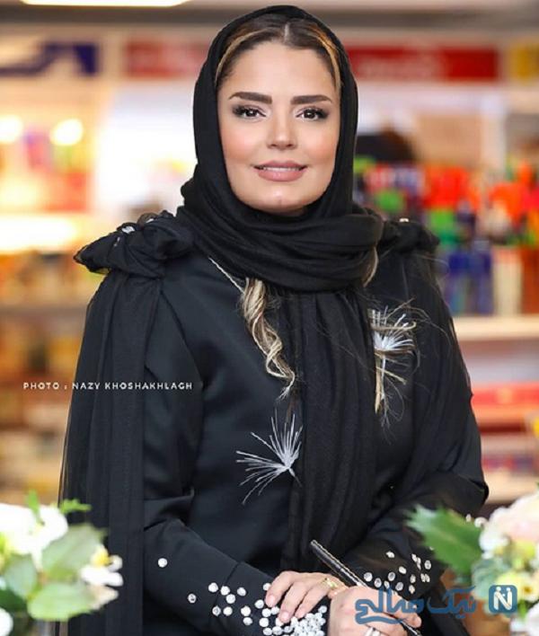 مدل مانتوی سپیده خداوردی بازیگر
