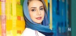 شبنم قلی خانی بازیگر مشهور و همسرش در ماشین لاکچری شان