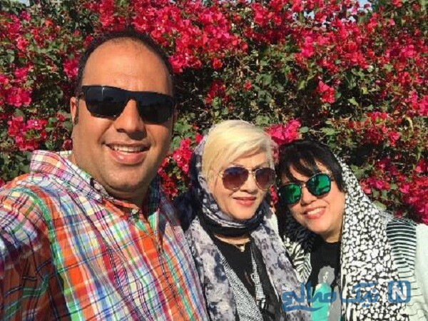 خواهر شوهر نرگس محمدی