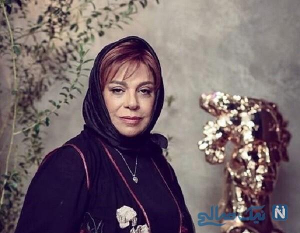 ماشین گردی پسر و نوه گوهر خیراندیش در خیابان های تهران