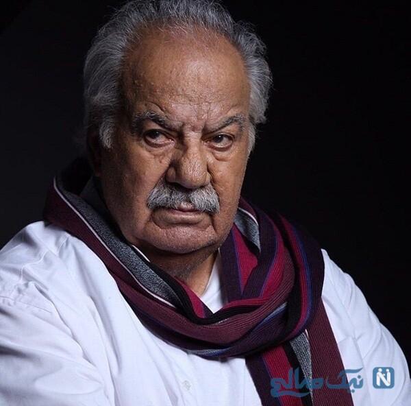 بازیگر معروف و قدیمی ایرانی