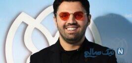 جشن تولد ۳۰ سالگی امید پسر مرحوم علی معلم در منزلشان
