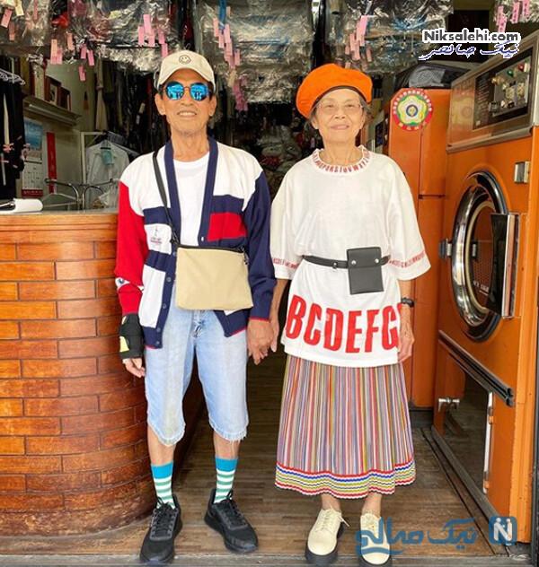 پدربزرگ و مادربزرگ