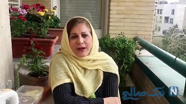 سوسن حسنی دخت گوینده خبر