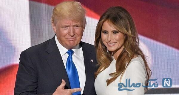 همسر سوم ترامپ
