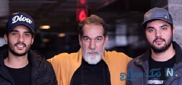 سعید سهیلی و پسرانش