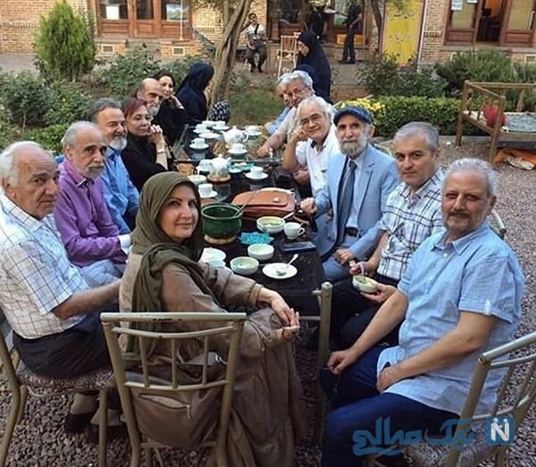 چهره های سرشناس سینمای ایران