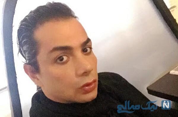 درگذشت مادر ایمان اشراقی بازیگر سریال خط قرمز