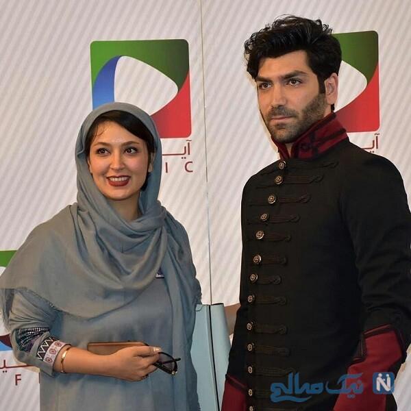 ماجرای ازدواج فریبا طالبی با همسرش