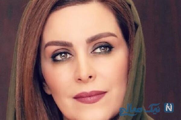 تصویر جدید مزار ماه چهره خلیلی که همسرش منتشر کرد