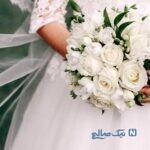 جشن عروسی متفاوت زوج جوان در کوهستان در روزهای کرونایی