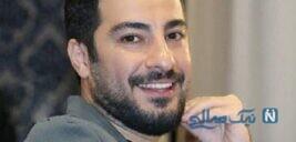 کاهش وزن شدید نوید محمدزاده برای یک فیلم سینمایی