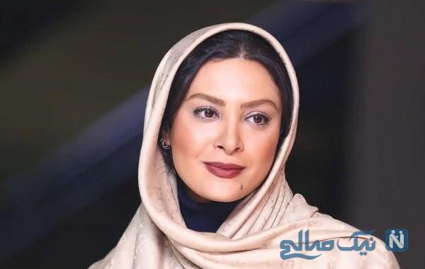 واکنش حدیثه تهرانی به ورزش پر سر و صدای همسرش در خانه