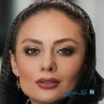 تصویری متفاوت از دختر موفرفری یکتا ناصر بازیگر سریال دل