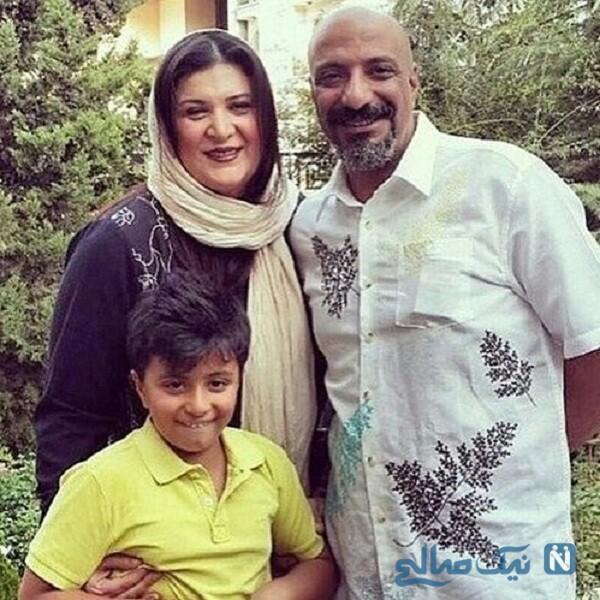 یکتا ناصر ریما رامین فر درکنار شوهرانشان