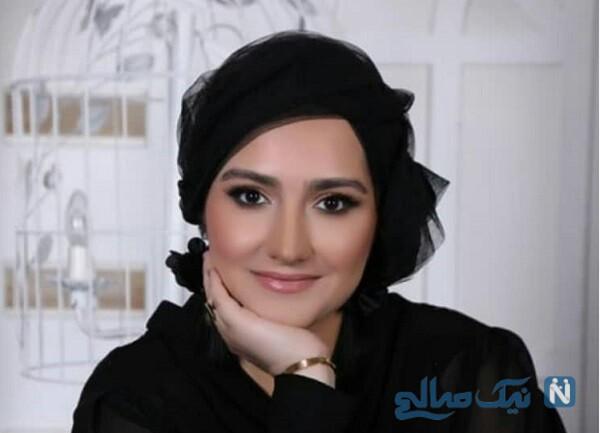 هدیه خاص همسر زهرا خاتمی راد به خانم مجری «به یاد اولین دیدار»