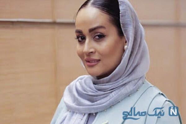 جشن تولد مونا شناس بانوی مهر ماهی سینمای ایران