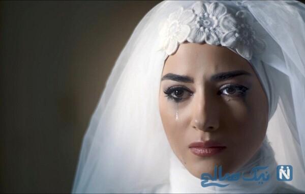 پردیس پورعابدینی بازیگر سریال آقازاده