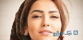 مونا کرمی بازیگر سریال حوالی پاییز در مراسم افتتاحیه نمایش دراکولا