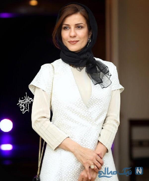 سارا بهرامی بازیگر سینما و تلویزیون