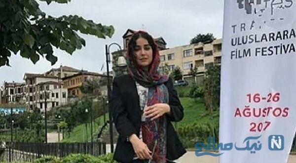 عکس جدید افسانه پاکرو در ترکیه