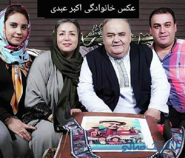 اکبر عبدی بازیگر