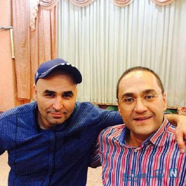 علی مشهدی و رامبد جوان