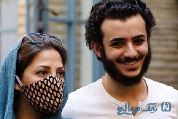 تغییر چهره علی شادمان و طناز طباطبایی
