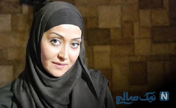 مدل کیک خاص تولد پارمیدا دختر خوانده آرزو افشار بازیگر