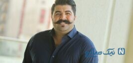 سلفی بهنام بانی خواننده پاپ با کودکان کار در تهران