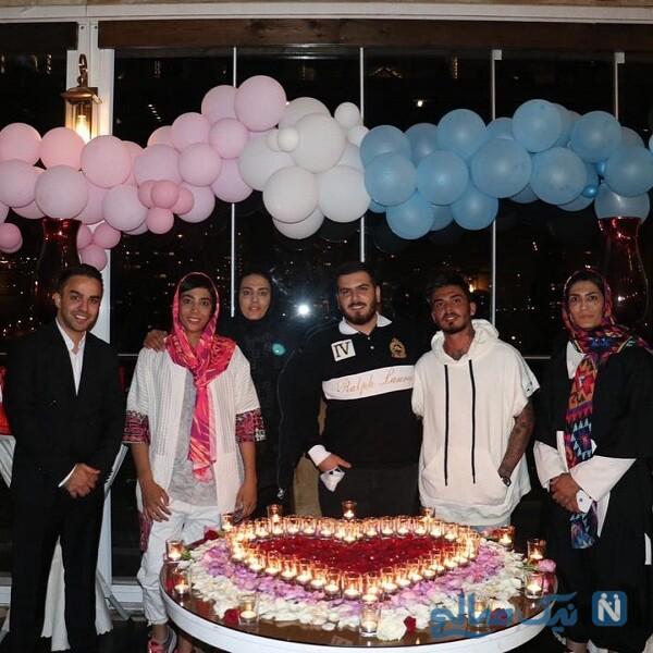 تولد بانوی ورزشکار ایرانی