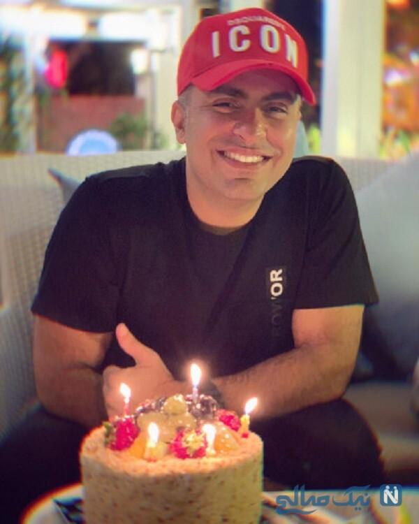 جشن تولد خاص علیرضا طلیسچی