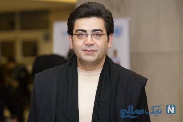 همخوانی فرزاد حسنی و حجت اشرف زاده به مناسبت تولد آقای مجری