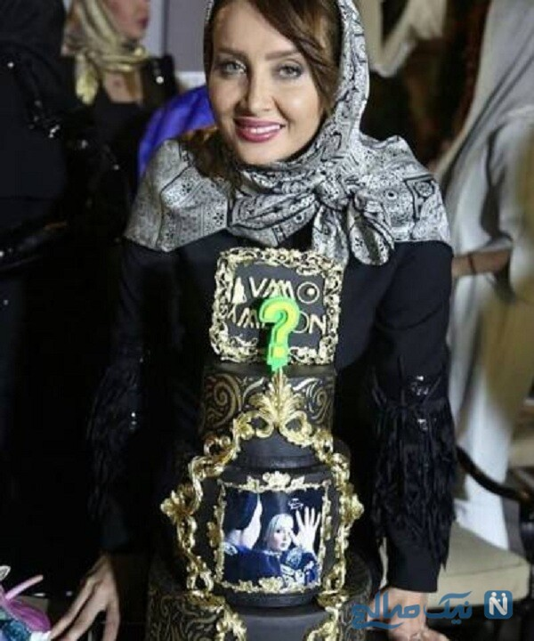 جشن تولد سولماز حصاری