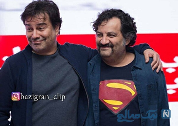 پیمان و مهراب از برادران سینمای ایران