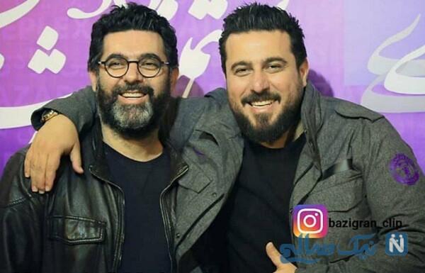 مصطفی و محسن از برادران سینمای ایران
