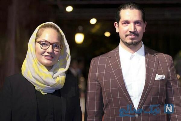 همسر سابق مهناز افشار