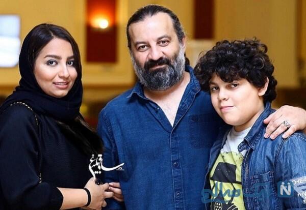 پسر و دختر مهراب قاسم خانی