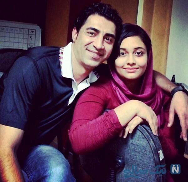 محمد رضا علیمردانی و دخترش