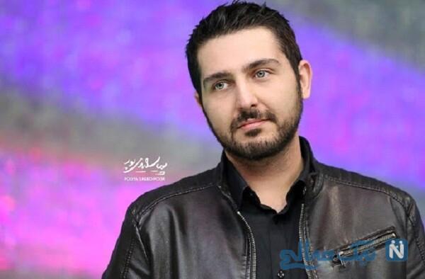 چهره جدید محمدرضا غفاری بازیگر در ماشین لوکس و مدل بالایش