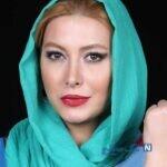 جشن تولد مهرداد طباطبایی همسر فریبا نادری در خانه اش